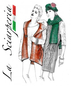 La Sciarperia Tropical Lane, accessori moda 2013